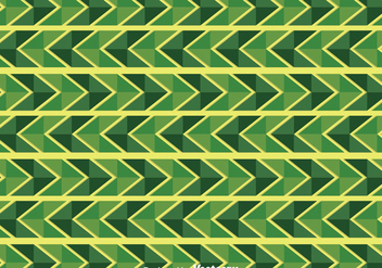 Abstract Arrow Green Background - vector gratuit #388137