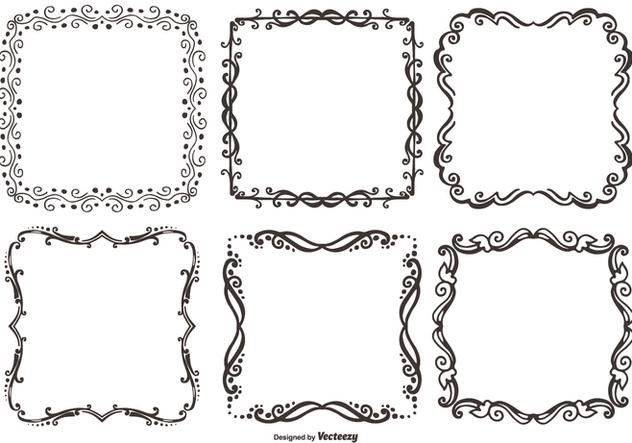 decorative vector frames free vector download 388857 cannypic rh cannypic com free vector frames and borders download free vector frames and borders download