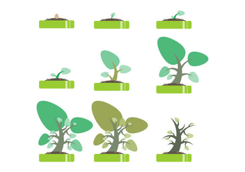 Free Grow Up Vector - vector #390447 gratis