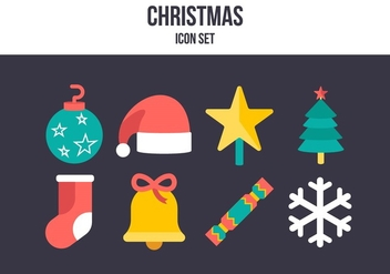 Free Christmas Icons - Kostenloses vector #393447
