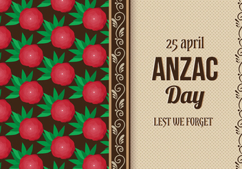Free Vector Anzac Day - Free vector #393507