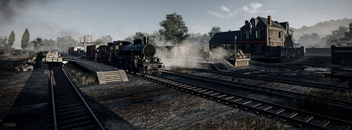 Battlefield 1 / Trainyard - бесплатный image #395847
