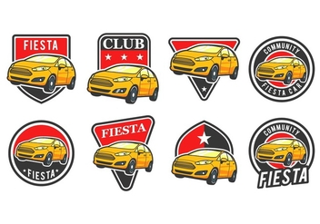 Free Car Vector Badge - vector #396047 gratis