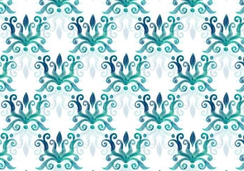 Free Vector Watercolor Royal Background - Free vector #398317