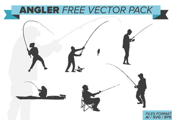 Angler Free Vector Pack - Free vector #399887