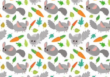 Free Chinchilla Vectors - бесплатный vector #400597