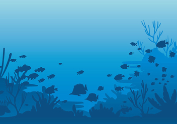 Seabed Free Vector - Free vector #400697
