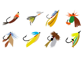 Free Fishing Bait Vector - бесплатный vector #401477