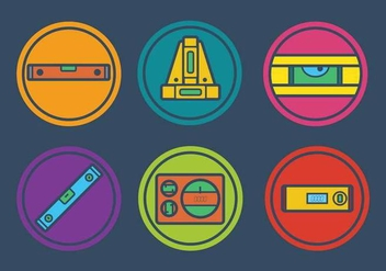 Pack of Level Vectors - vector gratuit #403167