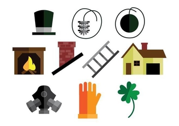 Free Chimney Sweep Vector - vector gratuit #403187