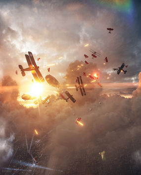 Battlefield 1 / Air Chaos - Free image #403517