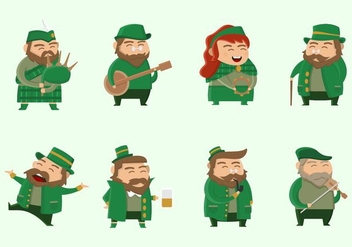 Bagpipes Icon - vector #403987 gratis