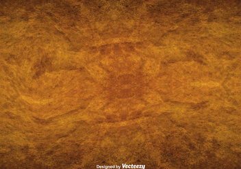 Vector Grungy Brown Texture Background - бесплатный vector #404967
