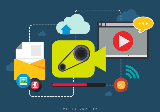 Combine Mobile Videography - Kostenloses vector #405047