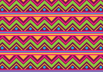 Simple Songket Pattern - vector #405227 gratis