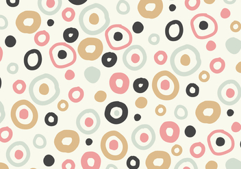 Dotted Pattern - vector gratuit #407237