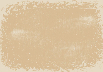 Grunge Frame Background - vector gratuit #408407