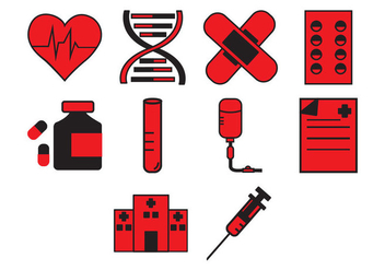 Free Medical Icon Vector - vector gratuit #409807