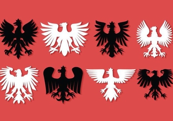 Free Polish Eagle Vector - Free vector #409887