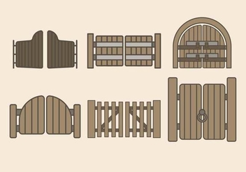 Free Gates Vector - Free vector #410167