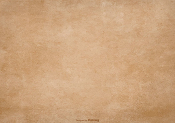 Grunge Brown Paper Texture - Free vector #410747