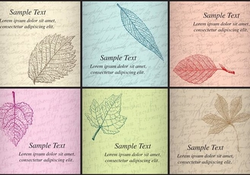 Poem Templates - vector gratuit #410817