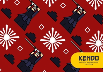 Kendo Background - бесплатный vector #411107