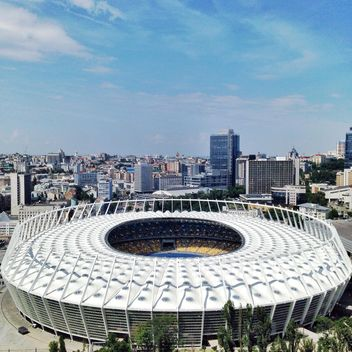 Olympic stadium,Kyiv - бесплатный image #411867