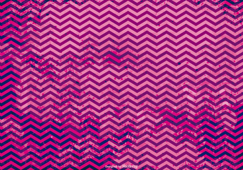 Purple Grunge Chevron Background - Free vector #412757