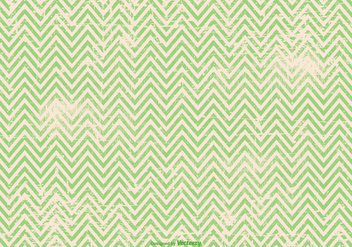 Green Grunge Chevron Background - Free vector #413347