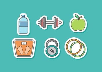 Free Fitness Vector - Free vector #414227