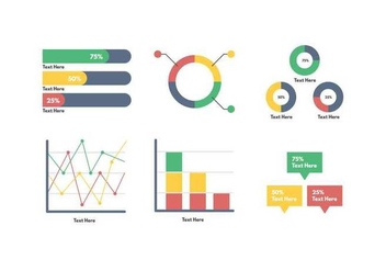 Free Data Visualization Vector - vector #414257 gratis