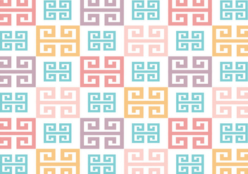 Versace Soft Pattern - Free vector #414337