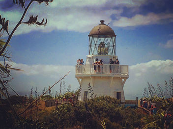Manukau Heads Light House - Kostenloses image #417217
