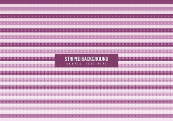 Free Vector Colorful Striped Background - vector #417567 gratis