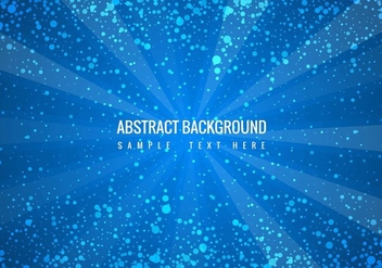 Free Vector Shiny Blue Background - Kostenloses vector #418167