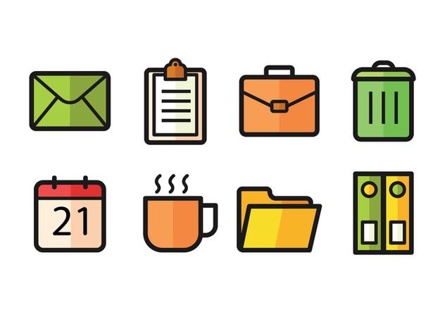T l chargement du vecteur gratuit office icon pack 419337 cannypic - Telechargement pack office ...