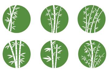 Free Bamboo Icons Vector - Free vector #419827