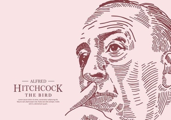Hitchcock Background - Kostenloses vector #420057