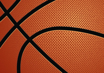 Vector Of Basketball Textures - Free vector #421587