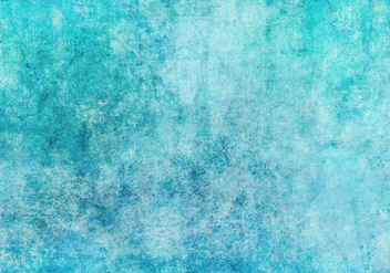Blue Grunge Free Vector Background - Free vector #422627