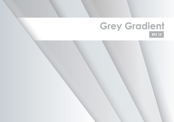 Elegant Grey Gradient - Free vector #422967