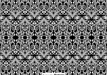 Vector Seamless Vintage Pattern - бесплатный vector #422997