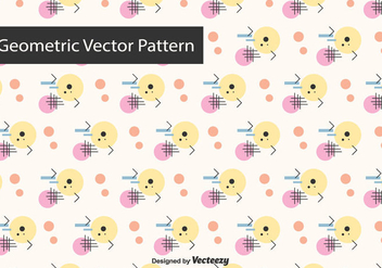 Geometric Vector Pattern - бесплатный vector #423037