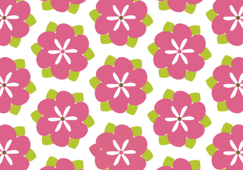 Petunia Background Pattern Free Vector - Free vector #424607
