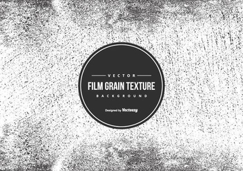 Heavy Film Grain Vector Texture - Free vector #425857