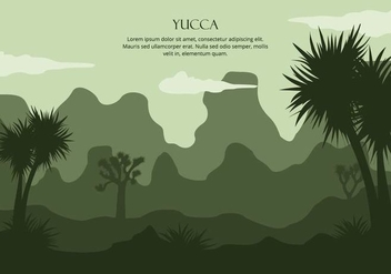Yucca Background - Free vector #427037