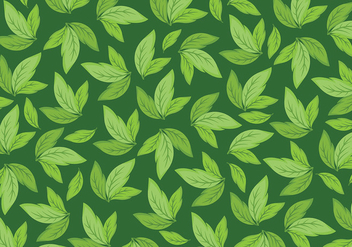 Free Background Daun Vector - Free vector #427667