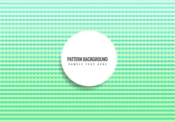 Free Vector Modern Pattern Background - бесплатный vector #428067
