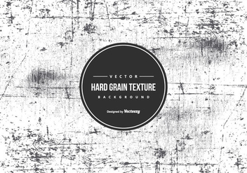 Hard Grain Texture Background - vector gratuit #428187